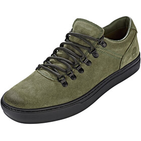 Timberland Adventure 2.0 Cupsole Alpine Oxford Shoes Men Dark Green Suede